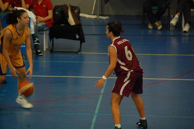 Final COPA (Cadete A vs Mataró - Noviembre 2011)