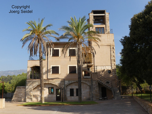 ES-07369 Biniamar Minas de Carbo de Mallorca/Kohlebergwerke auf Mallorca Mina La Lealtad (Finca Sa Mina) im August 2019
