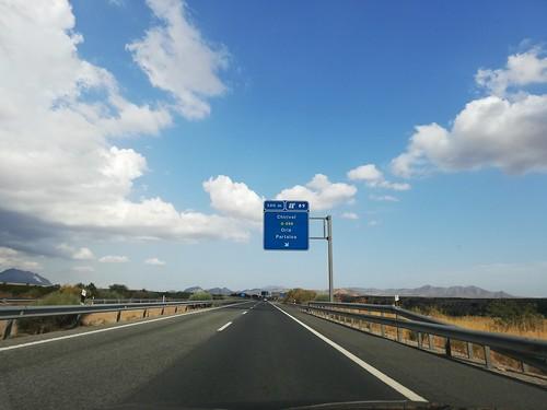 A92N - saída Chirivel
