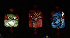 St Mary, Fairford Gloucestershire