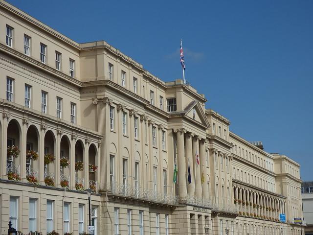 Photo:Cheltenham Borough Council - Municipal Offices - Promenade, Cheltenham By ell brown