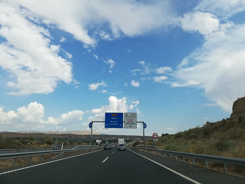 A-92 - saída Guadix