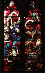 St Mary, Fairford, Gloucestershire