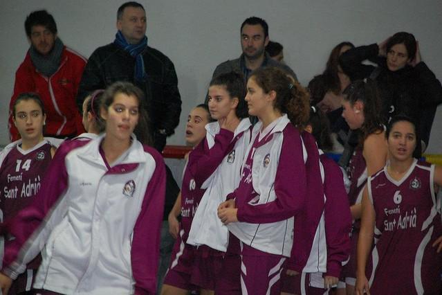 Cadete A vs Almeda (Enero 2012)