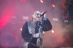 Image by runegoddokken (126885790@N07) and image name Powerwolf @ Tons Of Rock 2019-4 photo
