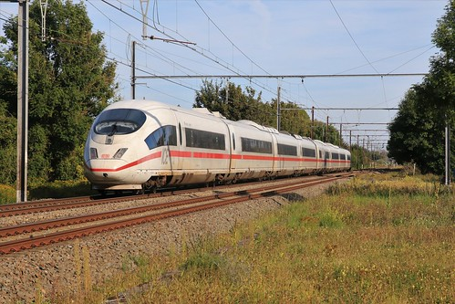 DB ICE 4684 Forbach - Lorraine Remmicourt 15-09-2019