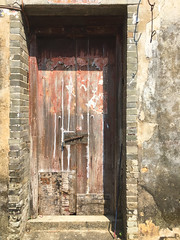 The door, Tai Po, Hong Kong