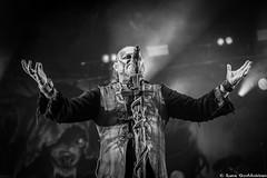 Image by runegoddokken (126885790@N07) and image name Powerwolf @ Tons Of Rock 2019-13 photo