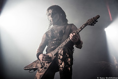 Image by runegoddokken (126885790@N07) and image name Powerwolf @ Tons Of Rock 2019-6 photo