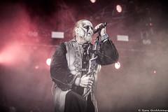 Image by runegoddokken (126885790@N07) and image name Powerwolf @ Tons Of Rock 2019-2 photo
