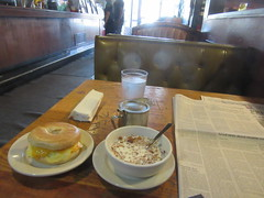 Image by Mark.Pfeifer (41792384@N00) and image name Hard Times Cafe. Minneapolis. photo  about