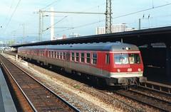 Baureihen 614, 719