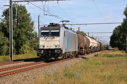 Railpool 186 427-1 Remmicourt 15-09-2019