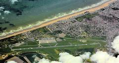 Ostend airport, Belgium