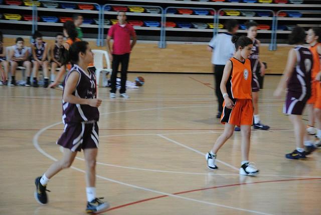Osona vs Infantil A (1-4 Final IDA)-Mayo 2012