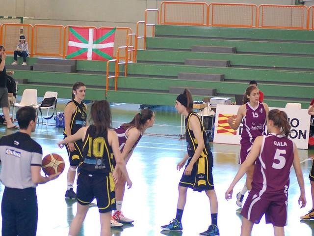 Campeonato de España Junior (Zaragoza 2012) Jornad