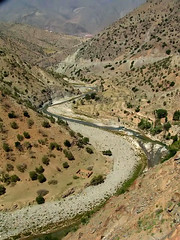 Droga do Imlil