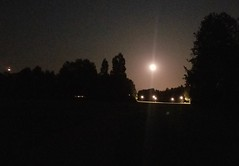 Image by Red__Runner (76242972@N03) and image name 2019-09-15. And this is the moon! photo