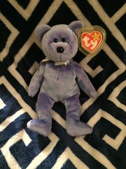 Image by Beanies and Webkinz 457 (beaniesnwebkinz457) and image name Clubby 2 photo  about Beanie Baby-Bear