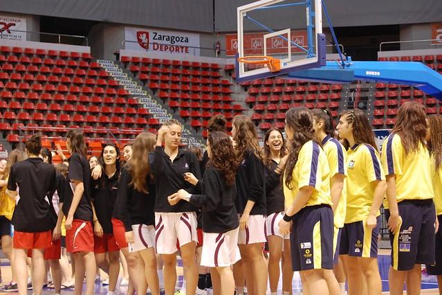 Campeonato de España Junior (Zaragoza 2012) Entreg