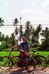 Anuradhapura na rowerach