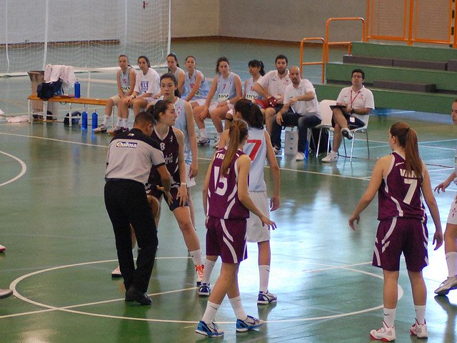 Campeonato de España Junior (Zaragoza 2012). Jorna