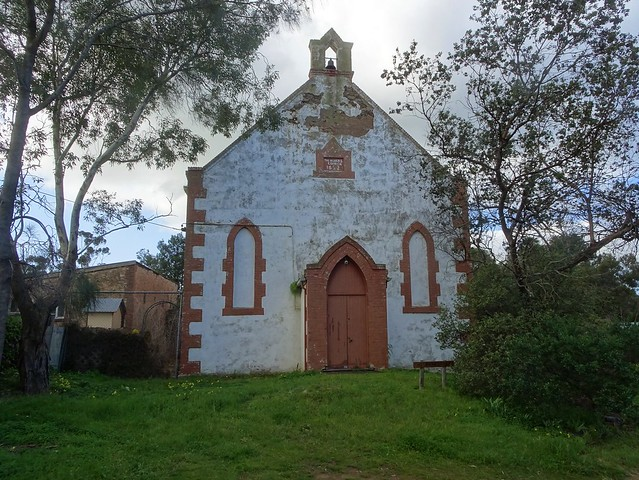 Photo:Callington an old copper mining town attracted Cornish settlers. In 1862 they built a Primitive Methodist Church. It  closed in 1900 with Methodist Union. It has been for decades a residence. By denisbin