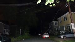 Hurricane Dorian Damage in Halifax, Nova Scotia, Canada