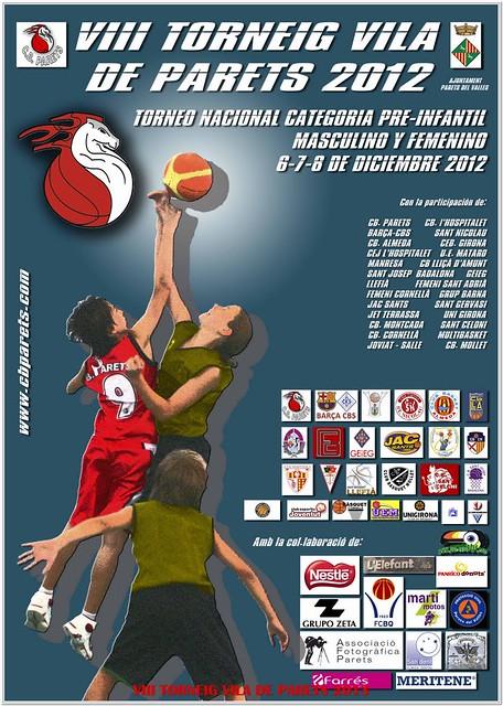 Torneo Vila de Parets (Infantil B-Diciembre 2012)