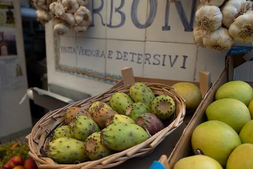 frutta  verdura e detersivi