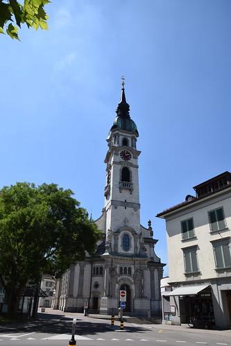 St.Nikolauskirche, Frauenfeld.