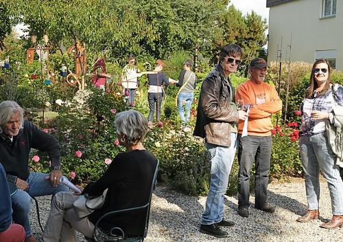 7. Kunst im Garten, Besucher II