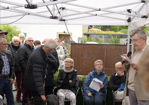 7. Kunst im Garten, Vernissage Patrick Linder II