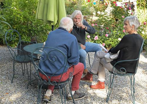 7. Kunst im Garten, Besucher III