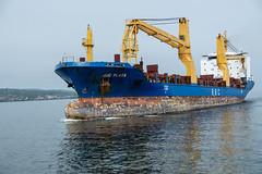 BBC Plata Ship, Duluth 9/15/19 #shipping #greatlakes #lakesuperior