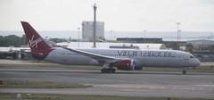 G-VBEL Virgin Atlantic Airways Boeing 787-9 Dreamliner