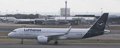 D-AINL Lufthansa Airbus A320-271Neo