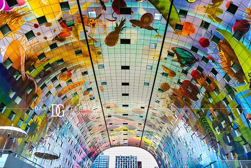 Markthal - Rotterdam, Netherlands