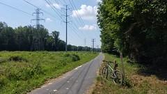 2019 Bike 180: Day 124 - Cross County Trail