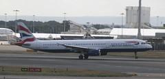 G-EUXF British Airways Airbus A321-231
