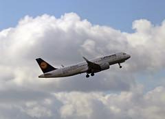 D-AINA Lufthansa Airbus A320neo