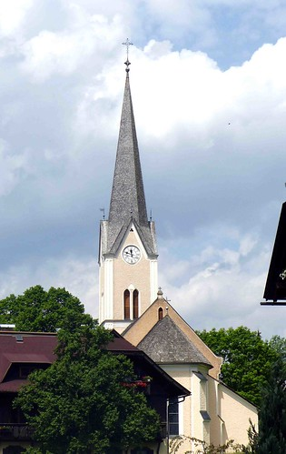 Evangelische Kirche Techendorf am Weißensee