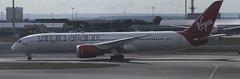 G-VWHO Virgin Atlantic Airways Boeing 787-9 Dreamliner 2