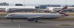 G-MEDF British Airways Airbus A321-231