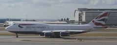 G-CIVV British Airways Boeing 747-436 2