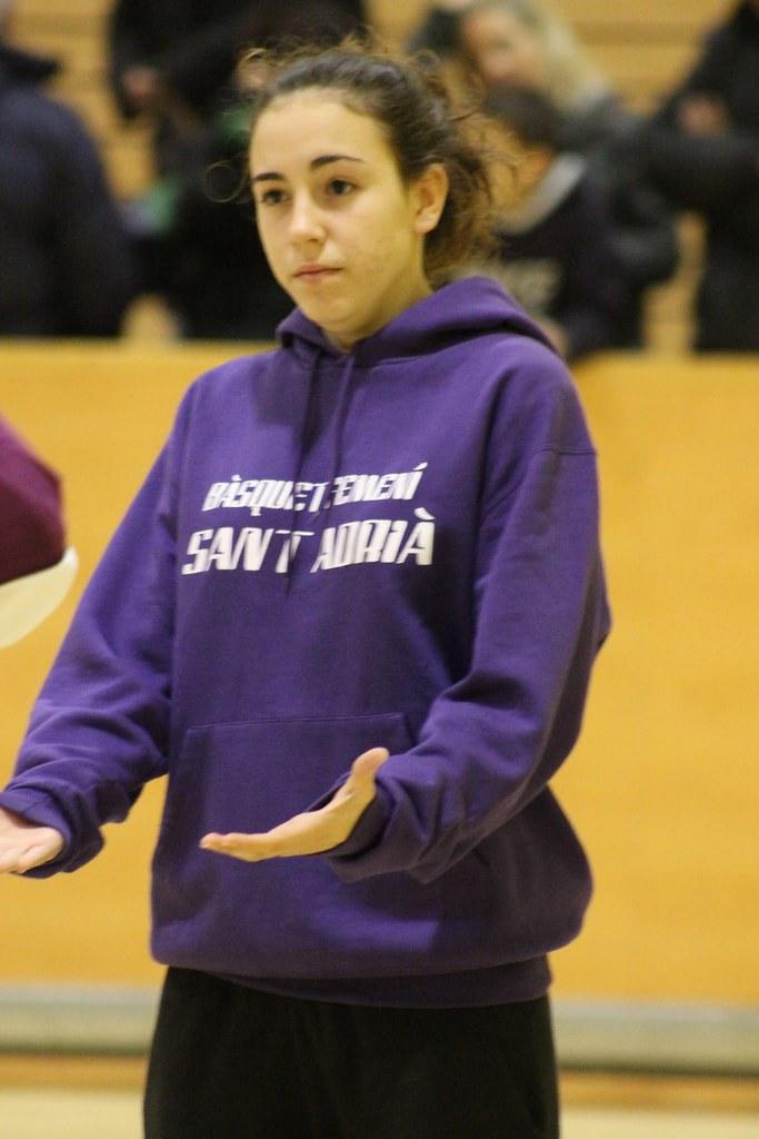 Mini B vs Salle Bonanova (Noviembre 2013)
