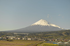 Ah, there is Mt. Fuji in all her glory!