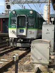 My train soon came in and it was of this type