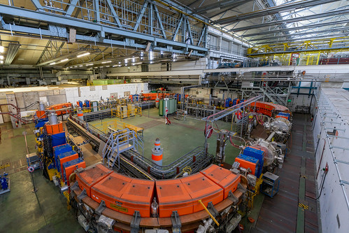 LEIR: A small version of the LHC
