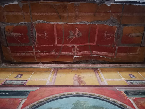 Oplontis (also known as Villa Poppaea and Oplontis Villa A), Italy
